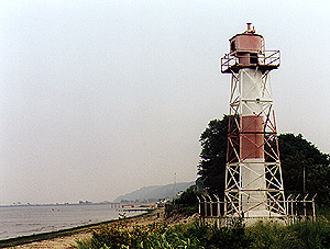 Conover Beacon in 1998 - 32nd trip