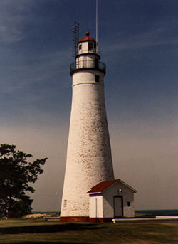 Fort Gratiot Light in 1994 - 18th trip