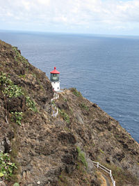 Makapu'u Point Light in 2011 – 54th trip