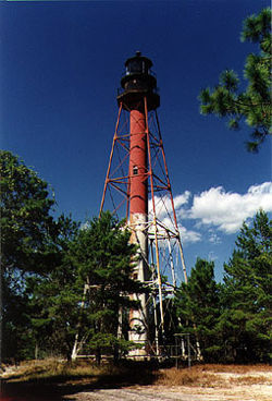 Crooked River Light in 1997 - 30th trip