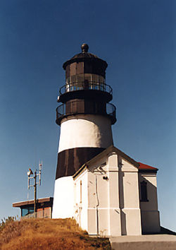 Cape Disappointment Light in 2003 - 42nd trip