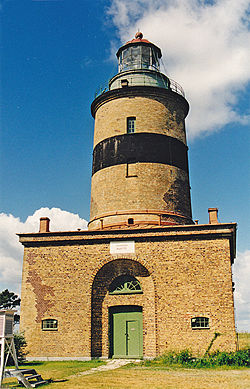 Falsterbo Light in 1999 - 33rd trip