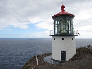 Makapu'u Point Light in 2011 - 54th trip