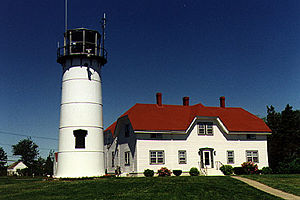 Chatham Light in 1997 - 28th trip