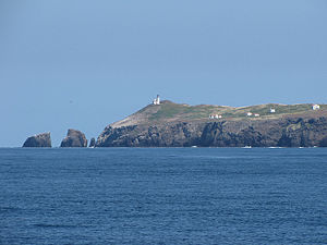 Anacapa Island Light in 2010 – 51st trip