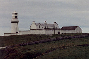 Galley Head Light in 1995 - 22nd trip
